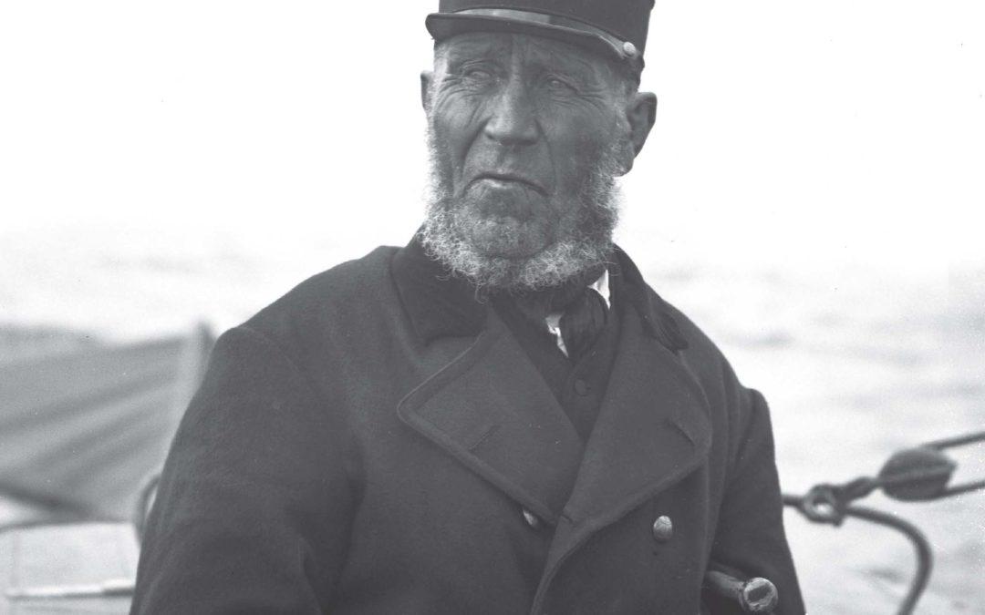 Miehet merellä – hetkiä luotsauksen historiasta